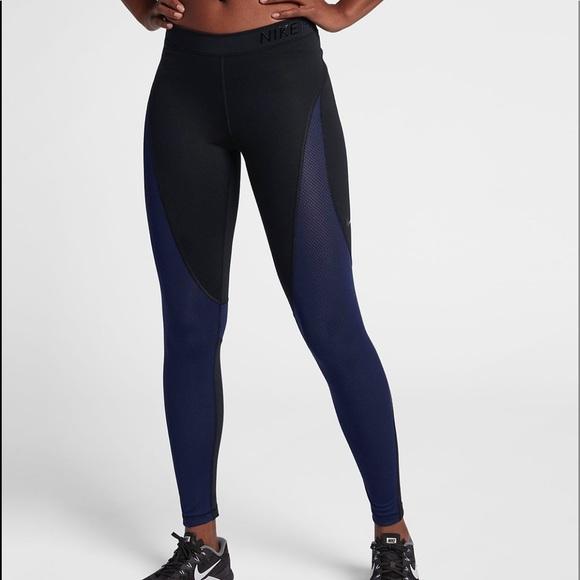 be5850921fdbe7 Nike Pants | Nwt Pro Hypercool Womens Training Tights | Poshmark